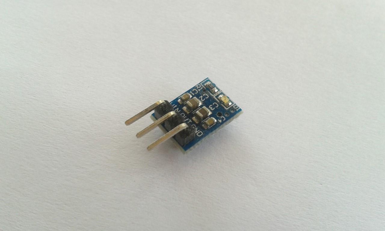 5V to 3.3V 800mA AMS1117 3.3V Module