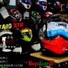 หมวกกันน็อคโมตาด Index รุ่น XTR สีดำเงา