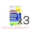 (ซื้อ3 ราคาพิเศษ) Tears Naturale Free 0.9mL (บรรจุ 32หลอด) น้ำตาเทียม ชนิดรายวัน ไม่มีสารกันเสีย ช่วยป้องกันการระคายเคืองตา ตาแห้ง และแสบตา