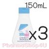 (ซื้อ3 ราคาพิเศษ) Sebamed Baby Children's Shampoo 150mL pH 5.5 แชมพูสำหรับเด็ก สูตรอ่อนโยน ปราศจากสารสบู่ ไม่ระคายเคืองตา ทำความสะอาดอย่างอ่อนโยน