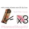 (ซื้อ3 ราคาพิเศษ) Mei linda Miracle Color Fit Lip Liner #09 Pink Candy เมลินดา ดินสอเขียนขอบปาก 1.5 กรัม