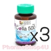 (ซื้อ3 ราคาพิเศษ) KLO Colla 500 Plus Grape Seed และ Vit C 60เม็ด ขาวละออ คอลลาเจน นำเข้าจากญี่ปุ่น พลัส เมล็ดองุ่นขาวสกัดและ วิตามินซี