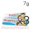 (ซื้อ3 ราคาพิเศษ) Allergia Kids 7g อัลเลอเจีย คิดส์ ดูแลผื่นแพ้ ผื่นคันและรอยดำที่ผิวหนัง ปลอดภัย ไร้สเตรียรอยด์ สำหรับผิวแพ้ง่าย ผิวเด็กเล็ก