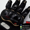 ถุงมือpro-biker สีดำ (ราคาพิเศษ)