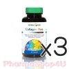 (ซื้อ3 ราคาพิเศษ) อ้วยอัน Herbal One Collagen Plus 30S คอลลาเจน พลัส Collagen อัดเม็ด ผสม Lysine Lycopene และ Vitamin C