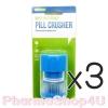(ซื้อ3 ราคาพิเศษ) Pill Crusher ที่บดยา 1 ชิ้น สินค้าคละสี ใบมีดแข็งแรง บดยาเม็ดได้ทุกขนาด
