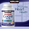 Kirkland CoQ10 300mg 100เม็ด ป้องกันและลดเลือนริ้วรอย ลดความเสื่อมของเซลล์ บำรุงสมองและหัวใจให้แข็งแรง