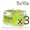 (ซื้อ3 ราคาพิเศษ) MEGA We Care Diavit 50เม็ด วิตามิน บรรเทาอาการปวด และชาจากปลายประสาทอักเสบ