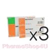 (ซื้อ3 ราคาพิเศษ) BACTIGRAS (10*10CM) 1 กล่อง 10 ชิ้น แผ่นตาข่ายปิดแผลแบบมีสารฆ่าเชื้อ ใช้ง่าย ไม่ติดแผล ฆ่าเชื้อโรคได้ดี