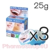 (ซื้อ3 ราคาพิเศษ) Poompuksa ภูมิพฤกษา ยาสีฟันสมุนไพร สูตรเข้มข้น (ตลับ) 25g กลิ่นปากหาย ลดการเสียวฟัน ตื่นนอนด้วยลมหายใจสะอาด สดชื่น