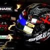 หมวกกันน็อคShark S600 Play KRA