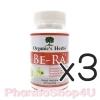 (ซื้อ3 ราคาพิเศษ) BERA Organic's Herbs 30 เม็ด วิตามินซีจากธรรมชาติ ป้องกันอาการหวัด คัดจมูก น้ำมูกไหล ต้านอนุมูลอิสระ ด้วยสารสกัดจากมะขามป้อมให้วิตามินซี 1800 mg