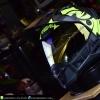 หมวกกันน็อคReal รุ่น VENGER KAZAR สีดำ-เหลือง