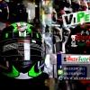 หมวกกันน็อคRider Viper สีSport Green Fluo สำเนา