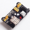 Breadboard dedicated power supply module 3.3V/5V with switch