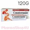 Counterpain สูตรร้อน analgesic balm 120G เคาเตอร์เพนสูตรร้อน คลายปวด คลายกล้ามเนื้อ ทาถูนวด