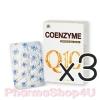 (ซื้อ3 ราคาพิเศษ) Pharmahof RBO CoQ10 30เม็ด น้ำมันรำข้าว และโคเอ็นไซม์ คิว10 บำรุงสุขภาพและผิวพรรณ ต้านอนุมูลอิสระ ป้องกันริ้วรอย และความแก่ชรา