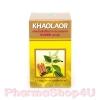 ขาวละออ อบเชย 100 แคปซูล Khaolaor Cinnamon ช่วยควบคุมระดับน้ำตาล ในกระแสเลือด ช่วยขับลม