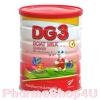 DG3 ดีจี3 นมแพะชนิดผง 800G สูตร 3 เหมาะสำหรับเด็ก3ปีขึ้นไป - ผู้ใหญ่