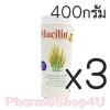 (ซื้อ3 ราคาพิเศษ) Mucilin ไฟเบอร์ธรรมชาติ รสส้ม 400GM มิวซิลิน ช่วยระบาย จากพืชธรรมชาติ เมล็ดอิสพากูห์ลาที่มีกากไฟเบอร์สูง
