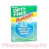 OPTI-FREE Replenish 60mL พร้อมตลับใส่คอนแทคเลนส์ น้ำยาคอนแทคเลนส์สำหรับล้าง ฆ่าเชื้อและแช่เก็บคอนแทคเลนส์ มีสารขจัดคราบโปรตีนอยู่ในน้ำยาโดยไม่ต้องถูเลนส์
