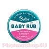 Babini Baby Rub บาบินิ เบบี้ รับ 18 G ผลิตภัณฑ์บาล์มนวดผิวกาย สูตรอ่อนโยน พิเศษสำหรับเด็ก เพื่อการผ่อนคลาย หายใจโล่ง