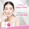 5 กล่อง SANDY Collagen Tripeptide 10,000 mg. HACP + Vitamin C From JAPAN แซนดี้ คอลลาเจน คอลลาเจนไตรเปปไทด์บริสุทธิ์ + วิตามินซี แบบชงดื่ม เกรดพรีเมี่ยม มี อย.