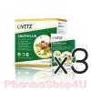 (ซื้อ3 ราคาพิเศษ) QVitZ Anuphyllin 10 ซอง อาหารเสริมบำรุงร่างกายและสมอง Detox สูตรใหม่ ใส่คอลลาเจน