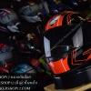 หมวกกันน็อคRider รุ่น Vision X สี Fast Red