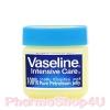 Vaseline Petroleum Jelly 50g วาสลีน ปิโตรเลียมเจลลี่ ทาปาก เช็คเครื่องสำอาง บำรุงผิว เพิ่มความชุ่มชื้นให้ผิว เนียนนุ่ม