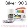Centrum Silver 50+ From A To Zinc 90 Tablets วิตามินและเกลือแร่รวม 23 ชนิดที่จำเป็นต่อร่างกาย พร้อมเบตาแคโรทีน ลูปีน และไลโคปีน