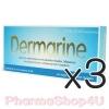 (ซื้อ3 ราคาพิเศษ) Dermarine เดอร์มารีน 30 เม็ด สุดยอดอาหารผิว 10 ชนิดในเม็ดเดียว แค่วันละ 1 เม็ด ก่อนนอน