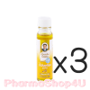(ซื้อ3 ราคาพิเศษ) น้ำมันเหลือง หมอเฉลิมวังพรม ไพล 20 mL บรรเทาอาการคัดจมูก แก้คัน แก้เคล็ด แก้เครียด วิงเวียน ปวดเมื่อย กลิ่นหอมเย็น