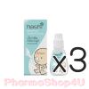 (ซื้อ3 ราคาพิเศษ) Hashi Baby Drop Gentle Formular 4mL น้ำเกลือหยดจมูก สำหรับเด็กเล็ก สูตรอ่อนโยน