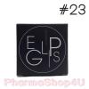 (#23) Eglips Blur Powder Pact 9g อีกริปส์ แป้งพัฟสูตรเบลอรูขุมขนและริ้วรอยบนใบหน้า เนื้อแป้งบางเบาสบายผิว เผยผิวเรียบเนียนสดใส เปล่งปลั่ง ดูเป็นธรรมชาติ