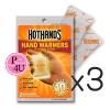 (ซื้อ3 ราคาพิเศษ) Hothands Hand warmer ฮอทแฮนด์ 1 ถุง 2 ชิ้น ถุงให้ความร้อนแบบพกพา ให้ความอบอุ่น กับร่างกาย คลายหนาว hot hand