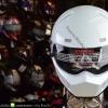 หมวกกันน็อคคลาสสิกCrg-Atv1 สีขาว