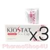 (ซื้อ3 ราคาพิเศษ) KIOSTAT Chitosan 500mg+Vitamin C 30 Capsules ไคโตซานจากพืช ผสมวิตามินซี ทานก่อนอาหาร เช้าเเละเย็น จะช่วยลดการดูซึม แป้ง ไขมัน
