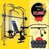 Set Smith Machine รุ่น Black Hole Evo Plus + Bench 38