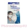 Nexcare Pollution & Haxze Respirator 1ชิ้น หน้ากากอนามัย รุ่น KN95 กระชับกับใบหน้า สวมใส่ง่ายด้วยสายคล้องหู หน้ากากพับได้
