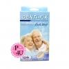 Denti-Fix เด็นติ-ฟิกซ์ 12 เม็ด เม็ดฟู่ทำความสะอาดฟันฟลอม สูตรเดียวกับ Polident