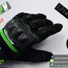 ถุงมือReal SNAP V สีดำ-เขียว
