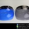 Shieldหรือหน้ากากหมวกกันน็อค แนววินเทจ(เปิดหน้ากากได้) Bogo ทรง BUBBLE มีสีใส,สีชา,สีดำ,สีส้ม,สีเหลืองและสีอื่นๆ