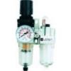 ชุดกรองลมปรับแรงดัน + เติมน้ำมัน รุ่น AC2010-02
