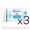 (ซื้อ3 ราคาพิเศษ )Marimer Unidoses 12 Pieces มาริเมอร์ แบบหยด เหมาะสำหรับใช้ในเด็กเล็ก ใช้เพื่อทำความสะอาดโพรงจมูก ใช้เพื่อเพิ่มความชุ่มชื้นให้กับเยื่อบุจมูก