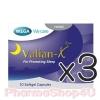 (ซื้อ3 ราคาพิเศษ) Mega We Care Valian-X (10แคปซูล) วาเลียน-เอกซ์ อาหารเสริมจากสารสกัดรากวาเลอเรียน (Valerian root) ช่วยให้นอนหลับสบาย เต็มอิ่ม ตื่นมาอย่างสดชื่น