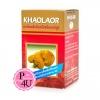 ขาวละออ เห็ดหลินจือสกัด 3125 mg สายพันธุ์พระราชทาน G2 Khaolaor 60 แคปซูล เป็นยาอายุวัฒนะ ลดคอเลสเตอรอลในเลือด ต้านมะเร็ง ต้านอนุมูลอิสระ