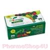 Bioveggie ผักอัดเม็ด 5 สี 30ซอง/กล่อง มีสารอาหาร วิตามิน แร่ธาตุ Phytonutrients สูง ช่วยในการขับถ่าย
