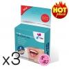 (ซื้อ3 ราคาพิเศษ) Time Oral Ulcer Patch 6 ขึ้น แผ่นปิดแผลร้อนใน ในช่องปาก