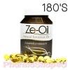 Ze-Oil 180เม็ด ซีออยล์ น้ำมันสกัดเย็น 4ชนิด น้ำมันมะพร้าว น้ำมันกระเทียม น้ำมันรำข้าว น้ำมันงา ขี้ม้อน ดูแลทุกระบบภายในร่างกาย